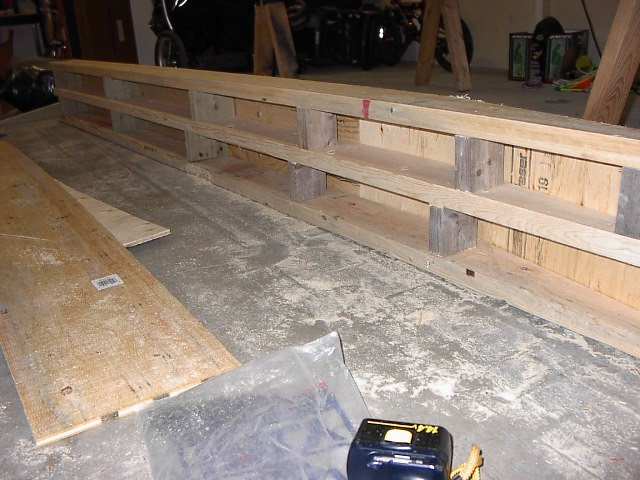 Wooden ramps to elevate car pelican parts forums for How to get motor oil out of wood