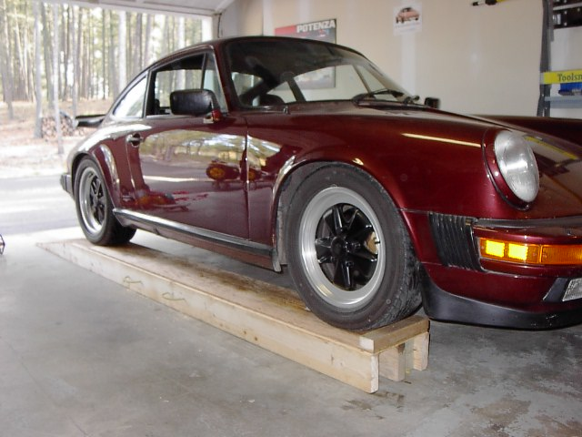 Wooden Ramps To Elevate Car Pelican Parts Forums