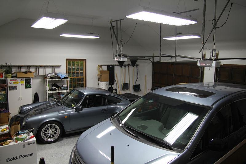 & Garage Lighting - Pelican Parts Technical BBS azcodes.com