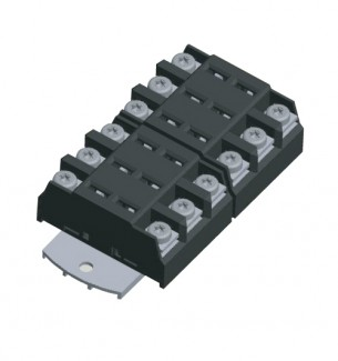 BLUE SEA SYSTEMS ST Blade Fuse Blocks West Marine