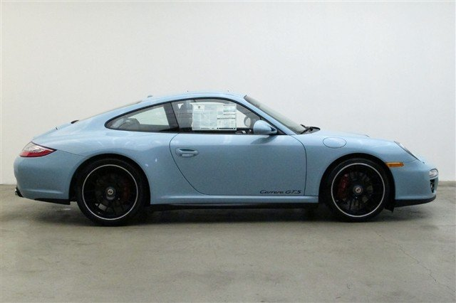 2012 Meissen Blue Gts Only One Ever Made Pelican Parts