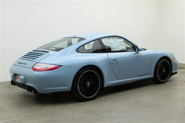 2012 Meissen Blue Gts Only One Ever Made Pelican Parts Technical Bbs