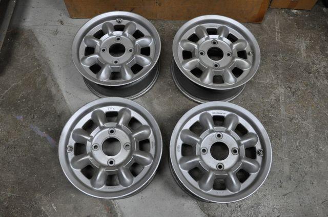 Fs 6 5x15 Minilites 4x130 600 Pelican Parts Technical Bbs