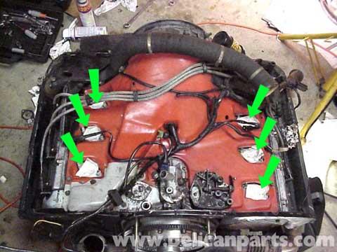 Replacing Intake Manifold Gaskets Pelican Parts Forums