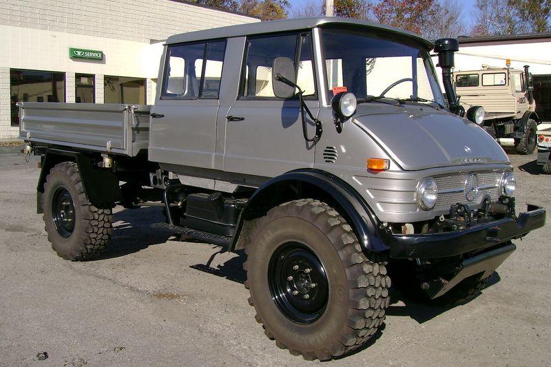 Unimog Trucks For Sale Craigslist Autos Post