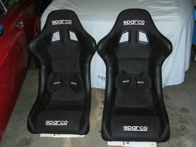 Sparco Racing Seats Pelican Parts Forums