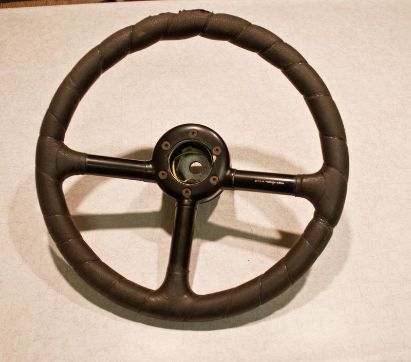 Vintage Momo Porsche Design Steering Wheel Pelican Parts