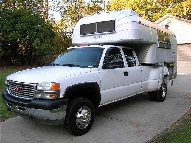 RV Net Open Roads Forum: Truck Campers: hello from a noob to
