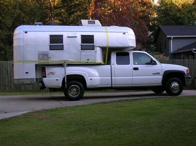 Hello My Name Is Rick And I M Addicted To Projects Truck Camper