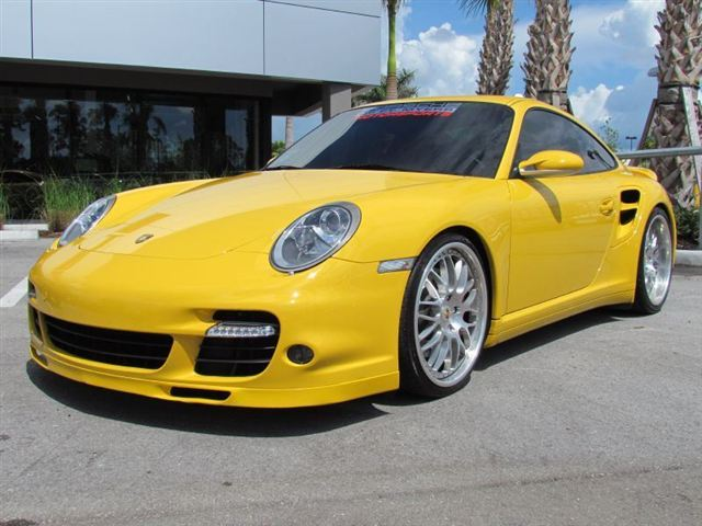 2008 Porsche 911 Turbo Speed Yellow Pelican Parts Forums