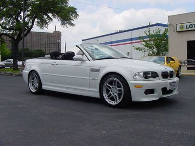 2001 BMW M3 Convertible for sale - Pelican Parts Technical BBS