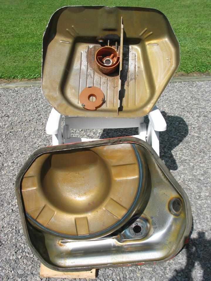 Anyone Have Pictures Of The Inside Of A Cis Fuel Tank