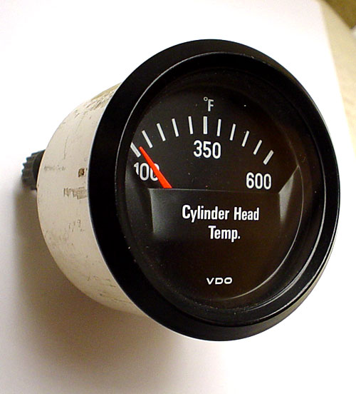 Wtb Vdo Volt And Cylinder Head Temp Gauges Pelican