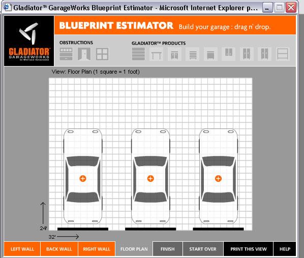 Design your dream garage online pelican parts for Garage designer online free