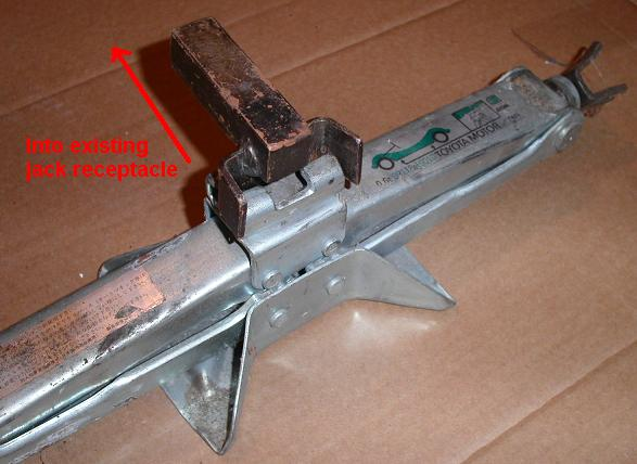 Scissor Jack usage on our 911s - Pelican Parts Forums