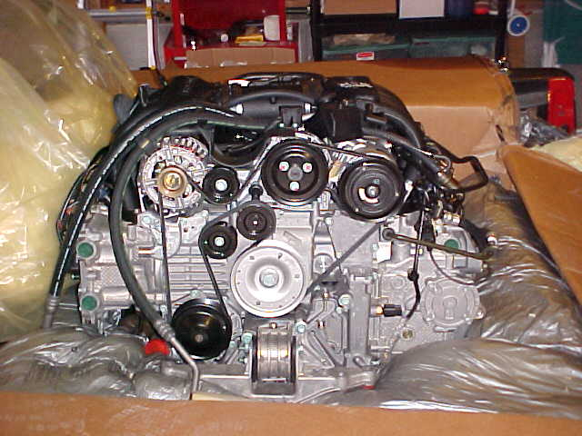 New Boxster Engine Drop In Vw Pelican Parts Forums