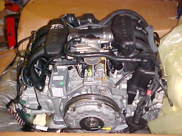 NEW! Porsche Boxster Engine For Sale - Pelican Parts Forums