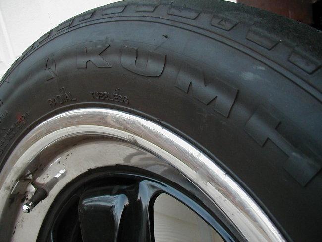 Strange Tire Sidewall Deformation Pelican Parts Forums