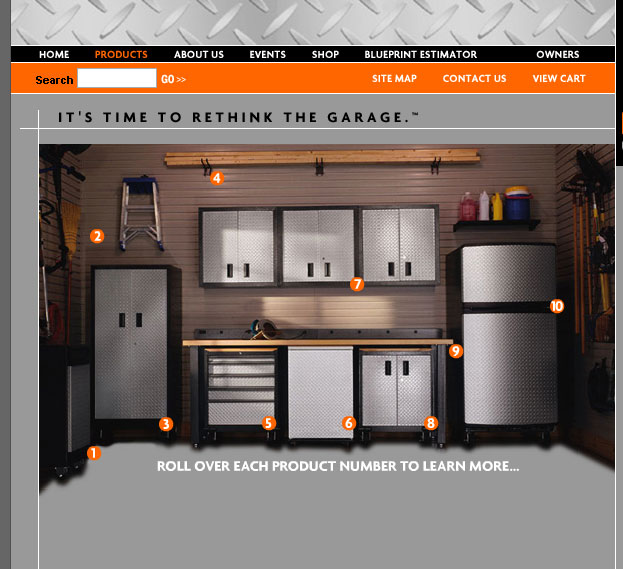 Design your dream garage online pelican parts for Garage designer online