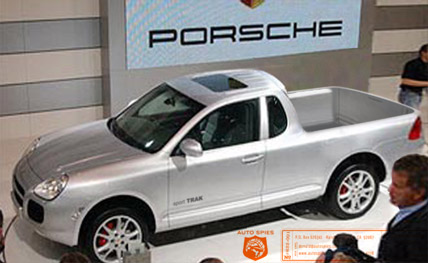 Rumored 2006 Cayenne Pickup Pelican Parts