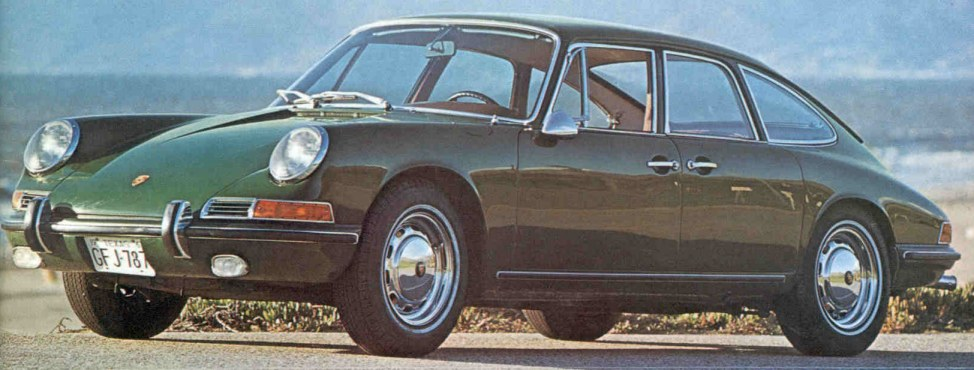 The answer is... A Porsche Family Station Wagon! - Pelican ...