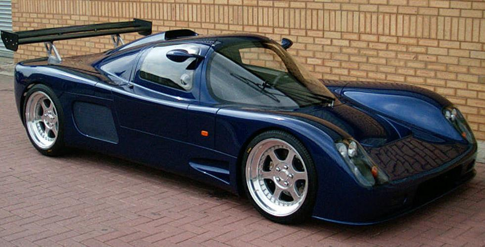 Ultima GTR car bodies .