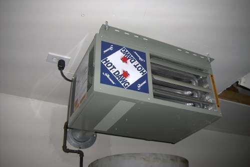 Pics Of Garage Heating System Pelican Parts Forums