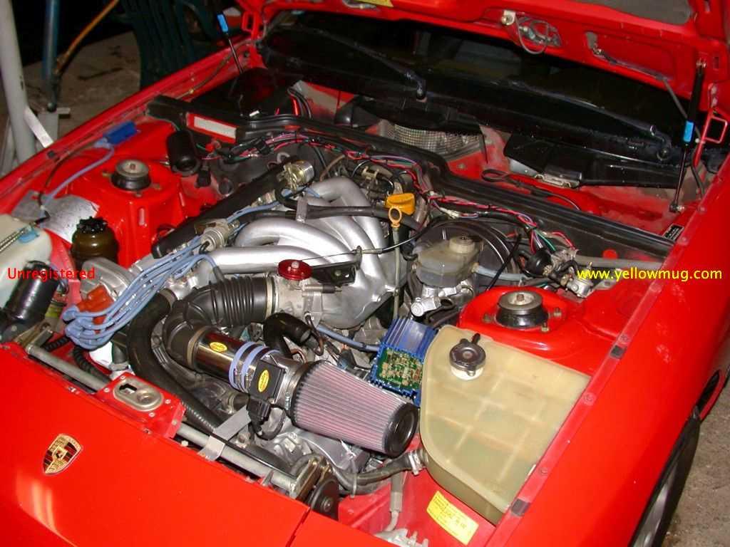 Got Some Pics Of My Engine Bay