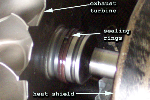 How To Check Turbo Seals Pelican Parts Forums