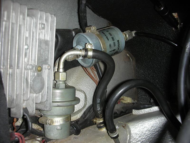 1974 Fuel Filter Question Pelican Parts Technical Bbs