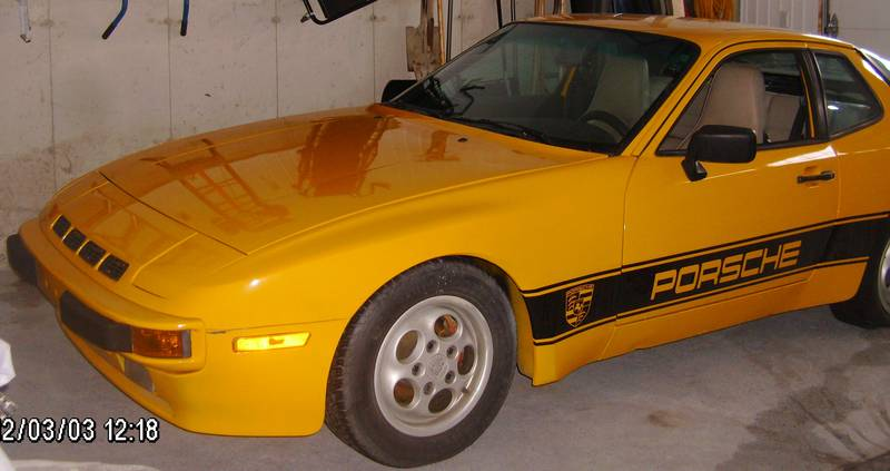 Opinion on this yellow 944 - Pelican Parts Forums