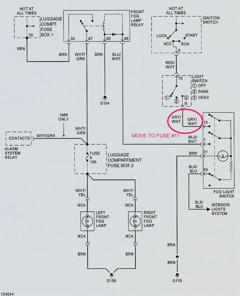 porsche 911 dash wiring