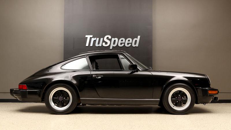 1983 Porsche 911 Sc Coupe Black Black Pelican Parts