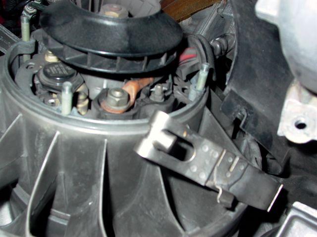 964 alternator rebuild pelican parts forums rh forums pelicanparts com 2004 Ford Focus Alternator Wiring Porsche 944 Alternator Wiring