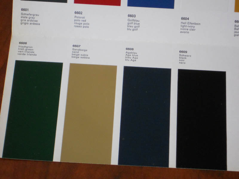 Fs Color Chart Rebellions