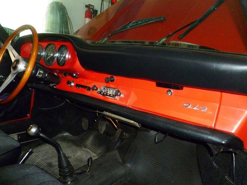 65 66 912 Painted Dash 3 Gauge 540th Built Pelican Parts