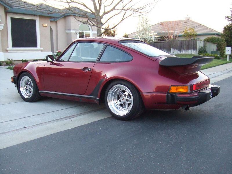 1982 Porsche 911 Sc 930 Turbo Wide Body 23 500 00
