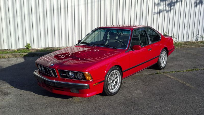 1988 M6 And 1993 M5 For Sale Pelican Parts Forums