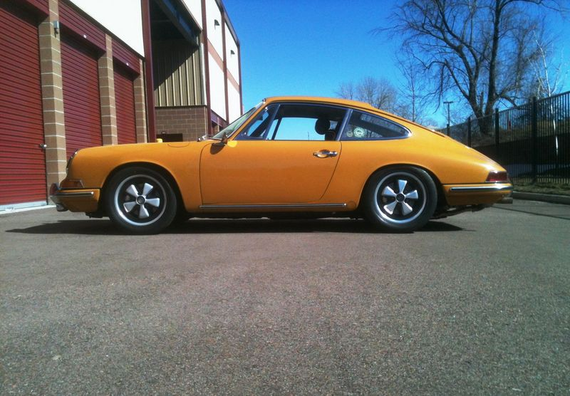 Polo Powered 4 Cylinder 911 Motor In A 912 Page 4