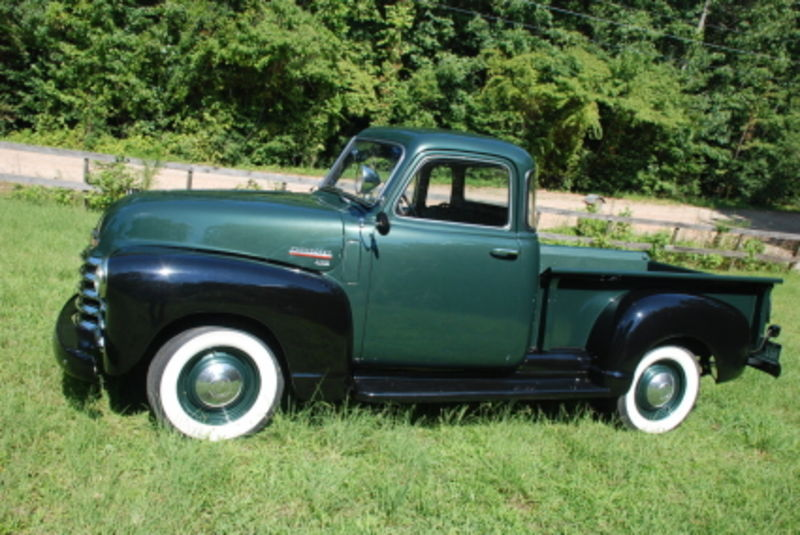 49 Chevy 3100 5-Window Pickup - Pelican Parts Forums