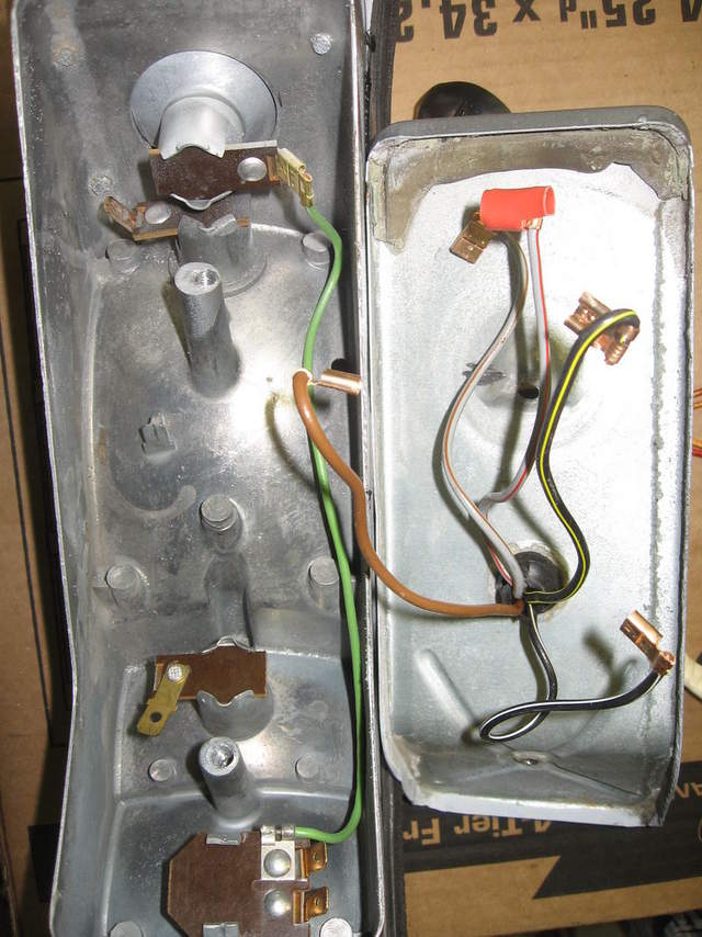 porsche tail light wiring avs led tail light wiring diagram help-tail light housing wires 82 sc - pelican parts forums