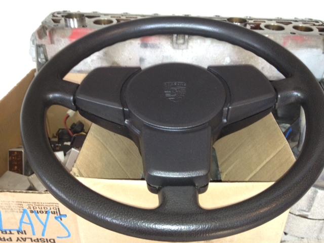 Factory 944 Steering Wheel 1983 1985 Clean Pelican Parts