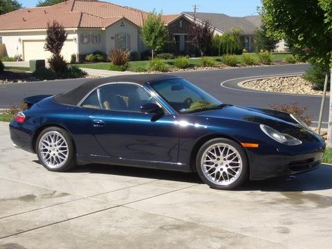 1999 Ocean Blue 911 Cabriolet Pelican Parts Forums
