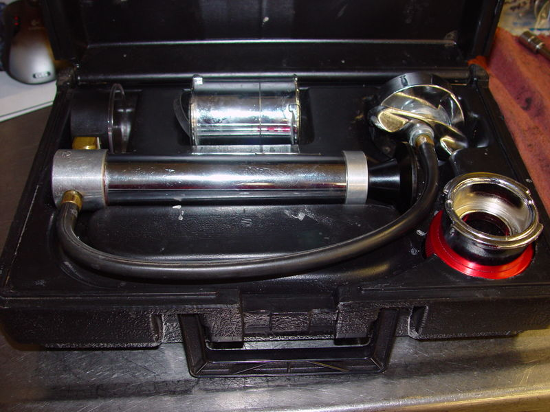 Leaking coolant pelican parts forums for Ruckfront kuche