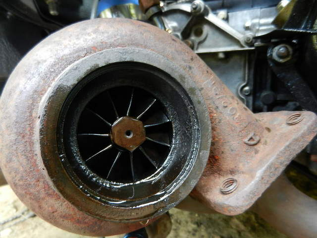 Oil Spewing From Turbo Does It Need A Restrictor