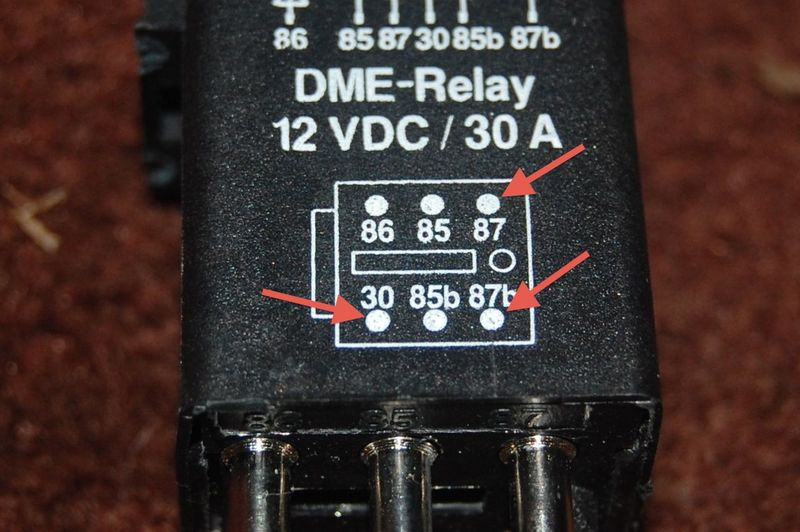 DME Relay - carry the spare  - Page 2 - Pelican Parts Forums