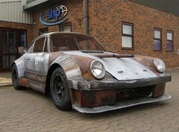 Rat Rod 911 Turbo Pelican Parts Technical Bbs