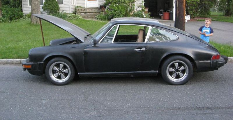what is the best size wheel for a 1977 911s pelican. Black Bedroom Furniture Sets. Home Design Ideas