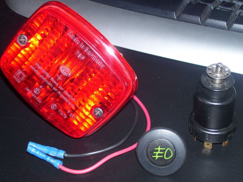 Euro Rear Fog Light - Page 3
