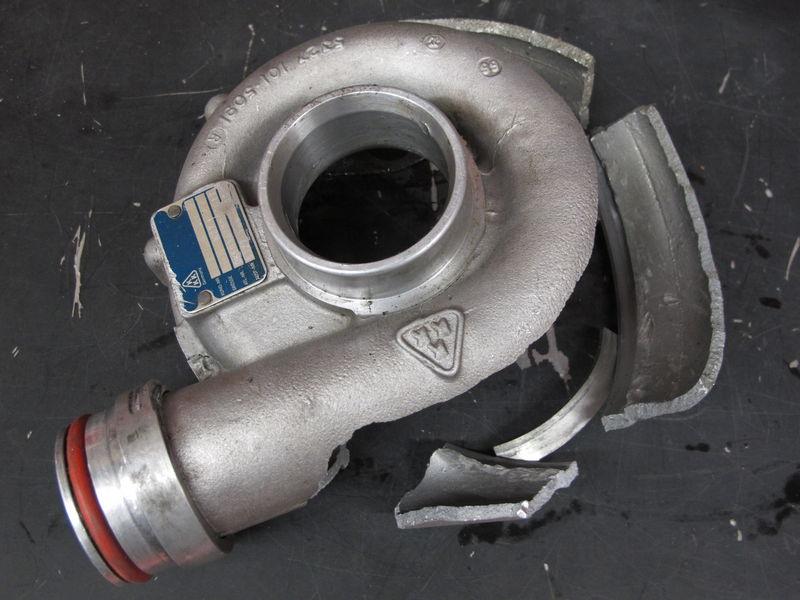 Modular K27 Turbocharger Pelican Parts Forums